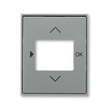 Kryt ovladače časovacího s otvorem pro displej Time ocelová