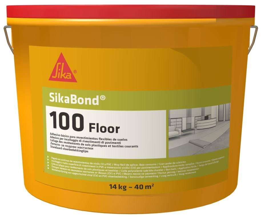 Lepidlo na podlahy Sikabond 100 Floor 14kg