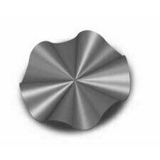 Rohová tvarovka SIKAPLAN S-Corner PVC 90° WA, vlnovec (světle šedá)