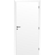 Dveře Solodoor KLASIK jednokřídlé, plné, pravé, fólie bílá, šíře 900 mm