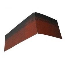 Pás zakládací/hřebenový Tegola černý mix délka 1000 mm šířka 340 mm