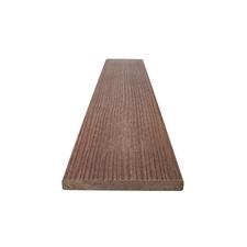 Dřevoplastová plotovka FOREST PLUS, odstín palisander 120x11×3 600 mm