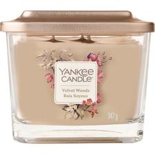 Aromatická svíčka střední hranatá Velvet Woods