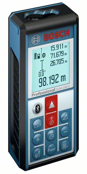 Dálkoměr laserový Bosch GLM 100 C Professional