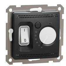 Termostat prostorový Schneider Sedna Design antracit