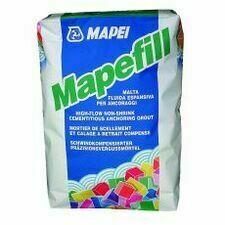 Malta expanzní pro kotvení prvků Mapei Mapefill 25 kg