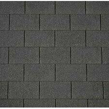 Šindel asfaltový IKO Armourglass Plus 01 černá 2 m2