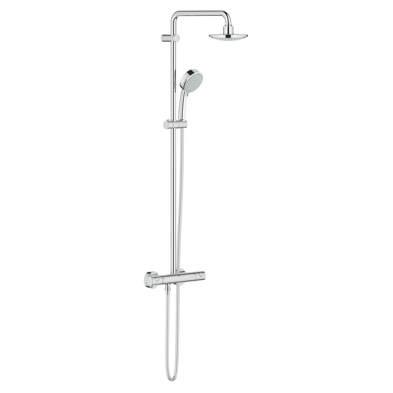 Systém sprchový Grohe TEMPESTA COSMOPOLITAN 160 s termostatickou baterií