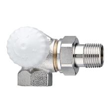 Termostatický ventil IMI V-exact II DN 15 úhlový levý