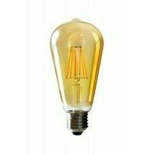 Žárovka LED Led-Pol Amber E27 4 W 2 200 K
