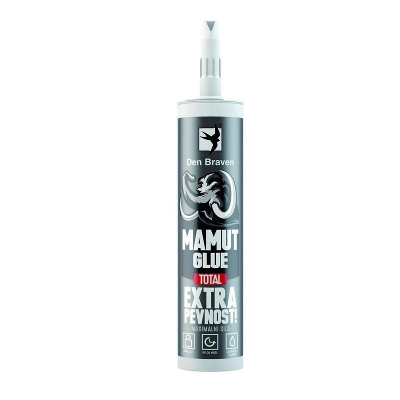 Lepidlo Mamut Glue Total (290 ml/bal), bílé
