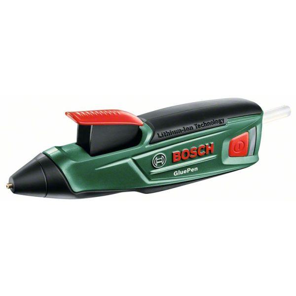 Univerzální AKU lepící pistole Bosch GluePen s integrovaným akumulátorem