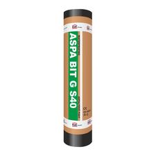 Asfaltový pás hydroizolační ASPA BIT G S40 (role/7,5 m2)