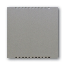 Kryt modulu výkonového Solo metalická šedá