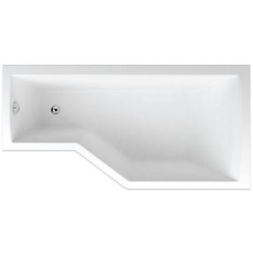 Vana akrylátová Teiko TUBA 150×75 cm pravá