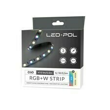 Pásek LED Led-Pol 12 V 12,2 W/m 4 000 K