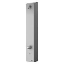 Panel sprchový Sanela SLSN 02P, nerezový