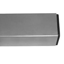 Nosník poplastovaný DŘEVOplus barva šedá 50×30 mm 1 m řez