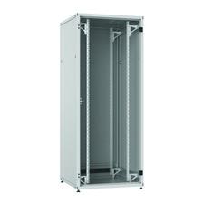 Rozvaděč datový 19'' LC-50 33U 800×800, skleněné dveře