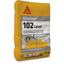 Stěrka samonivelační cementová Sikafloor-102 Level 25 kg
