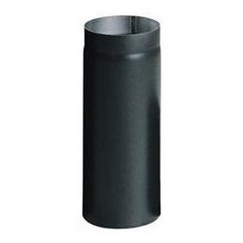 Trubka odkouření černá DN 150/500 mm