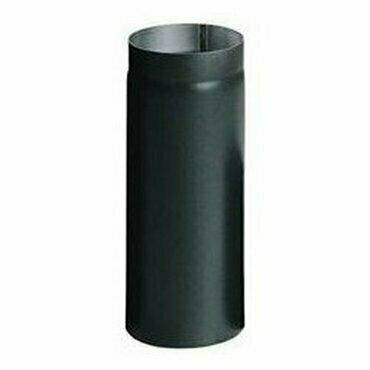 Trubka odkouření černá DN 180/250 mm