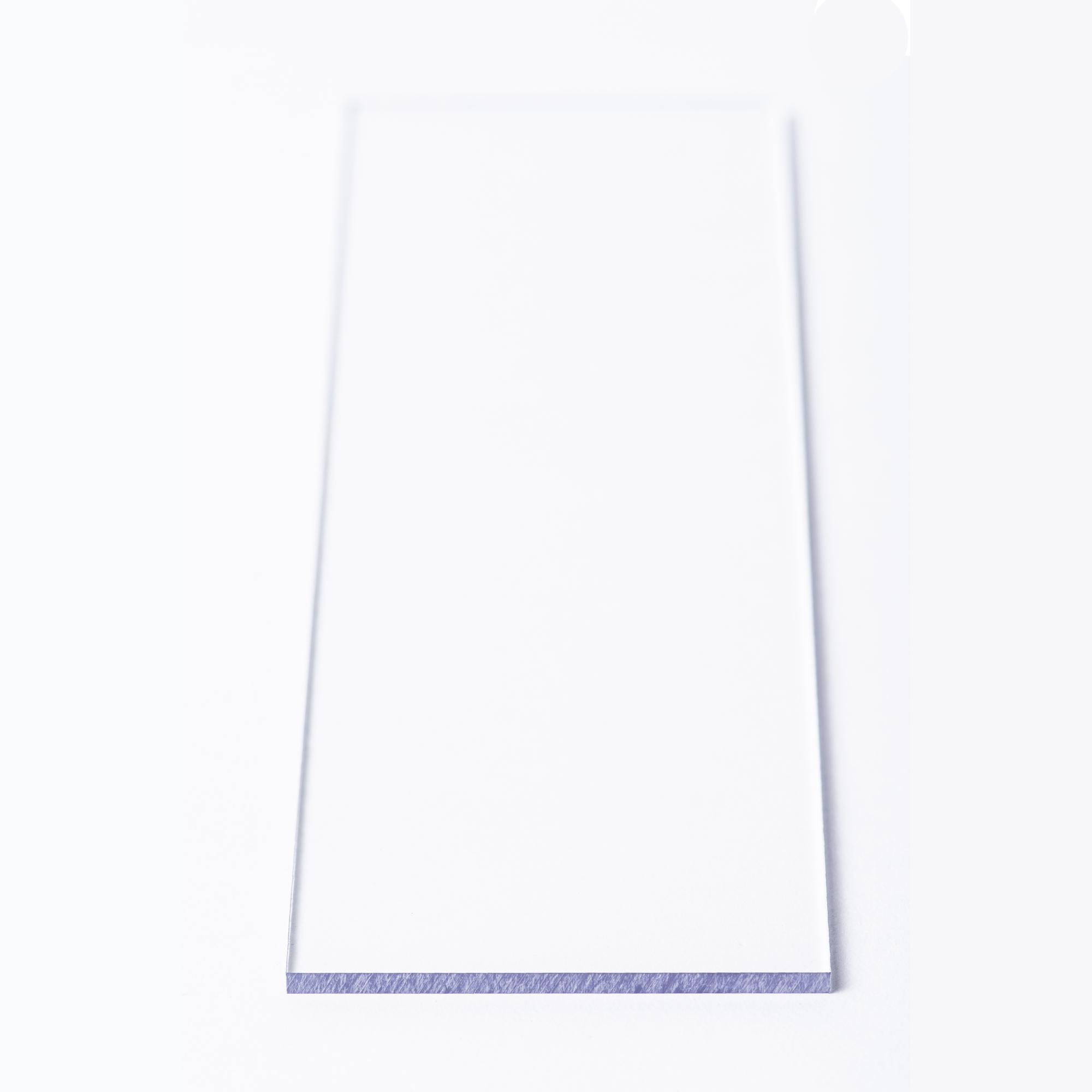 Polykarbonátová plná deska MAKROLIFE 3 čirá s UV ochranou 2050×3050mm