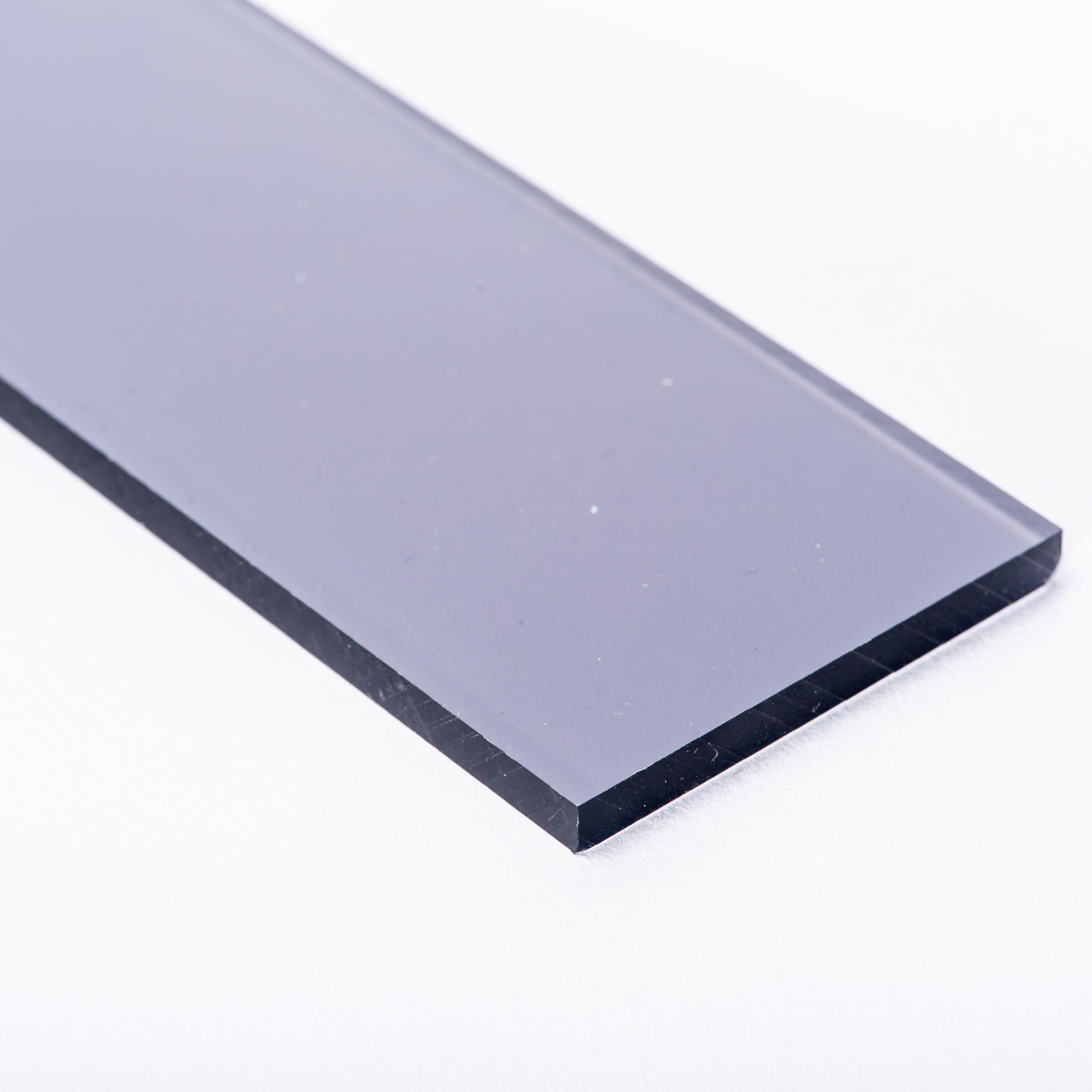 Polykarbonátová plná deska COLORADO 6 grey s UV ochranou 2100×5500mm