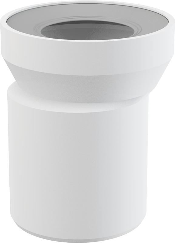 Dopojení k WC nátrubek excentrický 158 mm A92