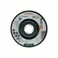 Kotouč řezný korundový Bosch Expert for Metal X-LOCK 115×22,23×6 mm 10 ks