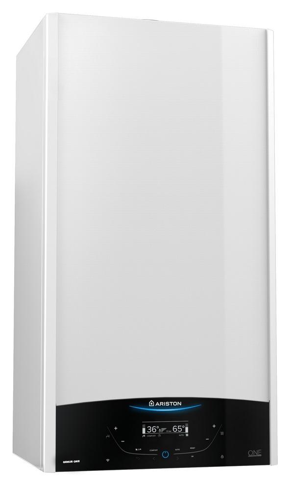 Plynový kondenzační kotel ARISTON GENUS ONE SYSTEM 24 topný