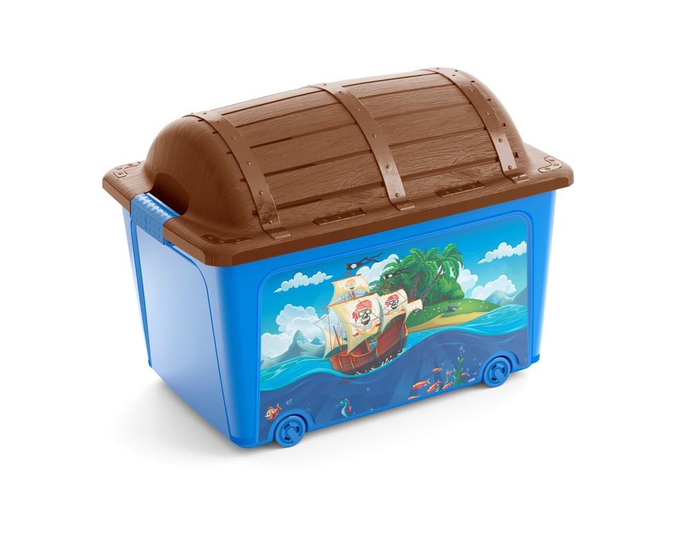 Úložný box motiv Pirate