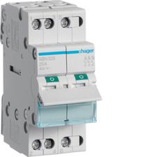 Vypínač Hager SBN325, 3pól, 25 A, 400 V