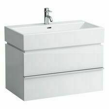 Skříňka pod umyvadlo Laufen CASE 80 cm bílá