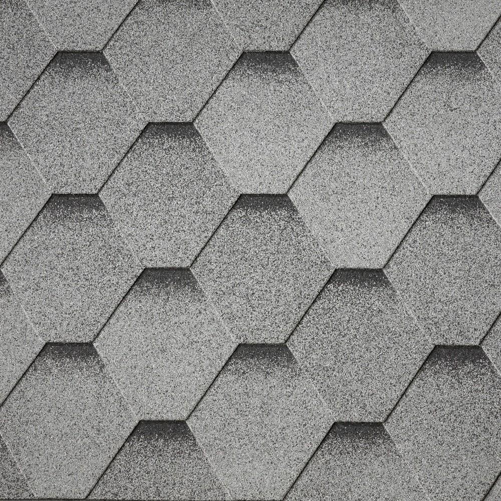 Asfaltový šindel IKO ArmourShield 28 Žulová šedá ultra