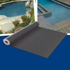 Bazénová fólie z PVC-P ALKORPLAN 2000 tmavě šedá 1,5 mm