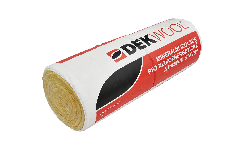 Minerální vata DEKWOOL DW r roll role 100 mm (2x7000x625 mm)