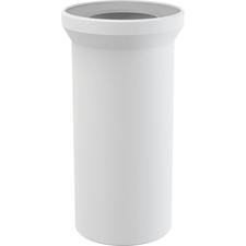 Připojení AlcaplastA91 k WC, nátrubek 250 mm