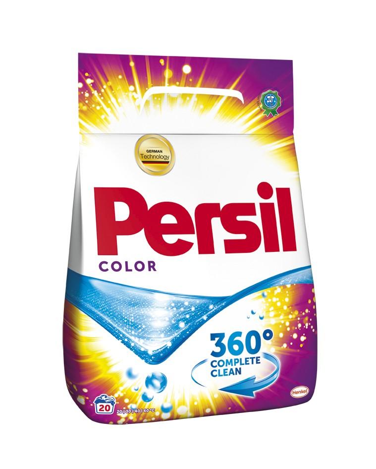 Prací prášek PERSIL Color 1,4 kg 20 praní, cena za ks