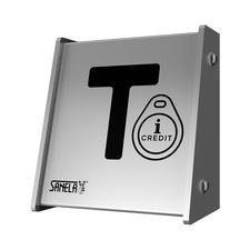 Čtečka kreditu pro žetony RFID Sanela SLZA 30C, 24 V DC