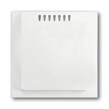 Kryt modulu výkonového Impuls mechová bílá