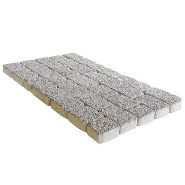 Dlažba betonová DITON RUSTIKO nero výška 60 mm
