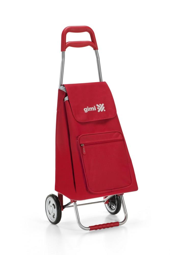 Nákupní vozík GIMI Argo červený 45 l