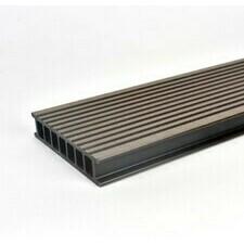 Prkno terasové dřevoplastové Twinson Terrace odstín kůra 140x28×4000 mm