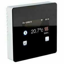 Termostat Fenix TFT-Wifi, černý