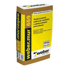 Omítka sádrová webermur 659 25 kg