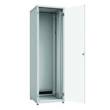 Rozvaděč datový 19'' LC-50 33U 600×600, skleněné dveře