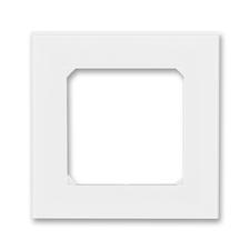 Rámeček jednonásobný Levit bílá