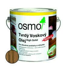 Olej tvrdý voskový Osmo 3073 hnědá zem 0,75 l