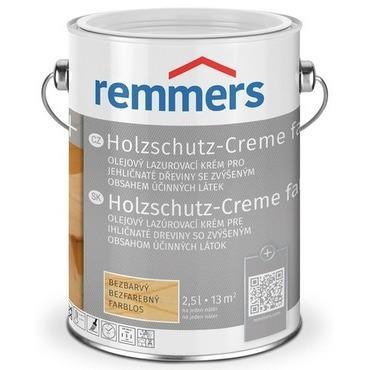 Lazura na dřevo Remmers Holzschutz-Creme farblos 2,5 l